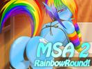 My Sexy Anthro 2: RainbowRound! андроид