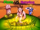 Plants vs Nymphos android