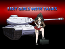Sexy Girls With Tanks android