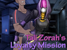 Tali Zorah's Loyalty Mission android
