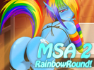 My Sexy Anthro 2: RainbowRound! android