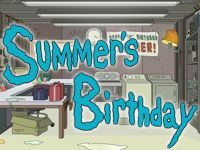 Summer's Birthday APK