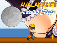 Avalanche Hentai Style APK