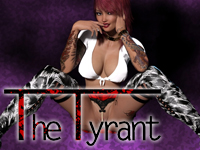 The Tyrant android