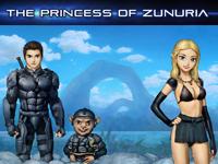The Princess of Zunuria android