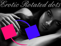 Erotic Rotated dots android