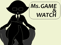 Ms. Game And Watch android